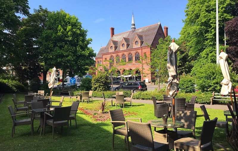 Food Review: Barristers Restaurant and Bar, Knutsford