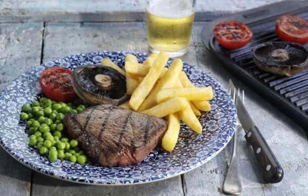 Wetherspoon steak
