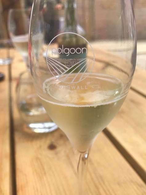 Polgoon vineyard and orchard cornwall foodie Explorers