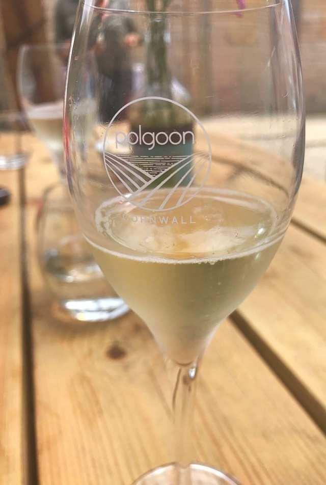 Polgoon vineyard and orchard cornwall foodie Explorers