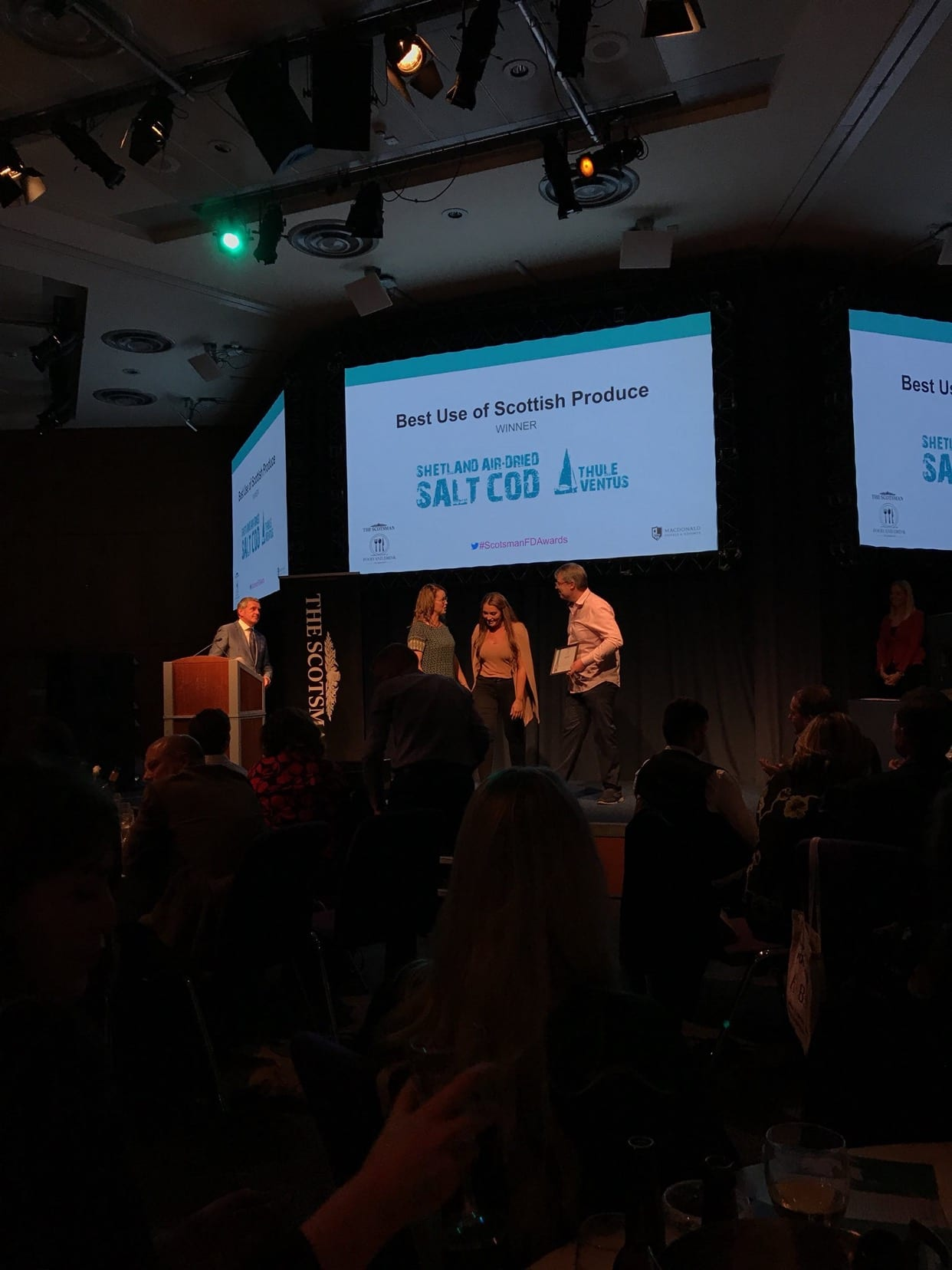 Scotsman Food and Drink Awards