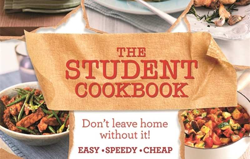 Student cookbooks from Lidl
