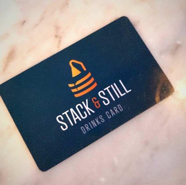 Stack and still steak stack