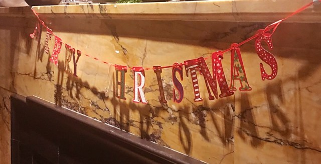 Christmas Blythswood Square glasgow Hotel festive new year