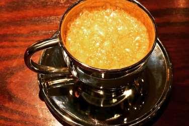 The citizen Belvedere Vodka coffee pop up