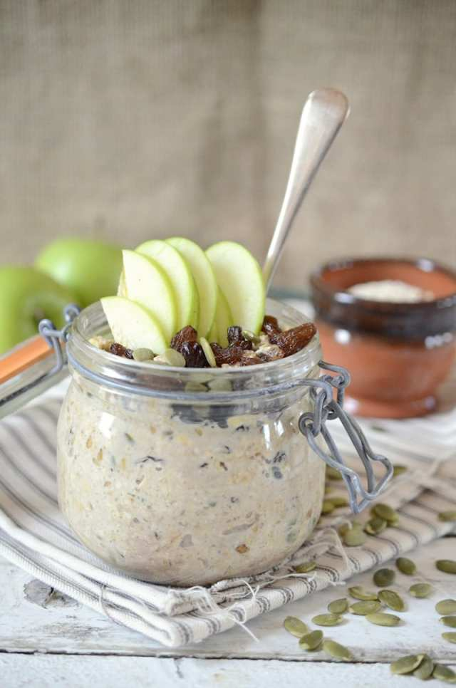 three sisters bake overnight oats