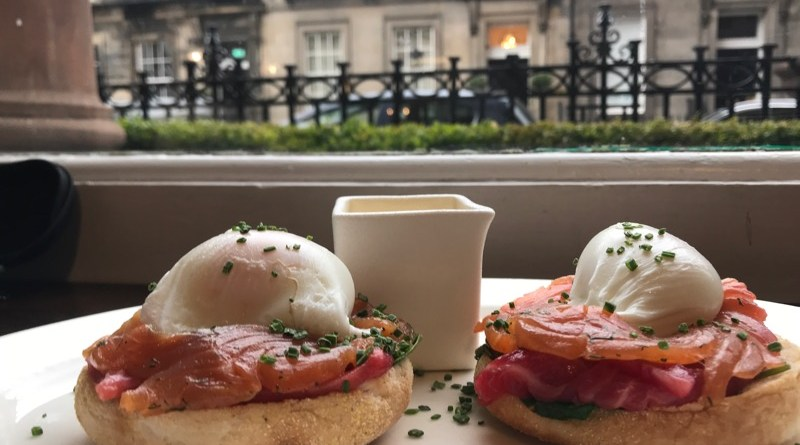 Galvin brasserie brunch weekend food edinburgh
