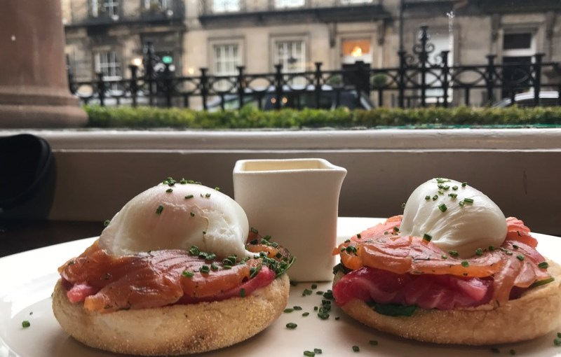 Food Review: Brunch At Galvin Brasserie de Luxe