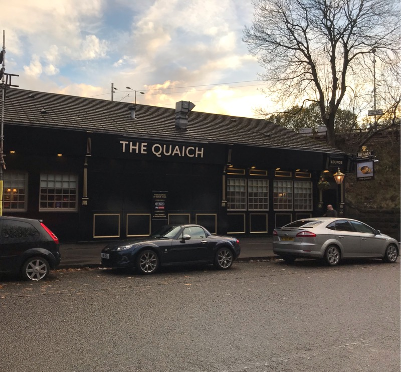 The quaich Belhaven Newlands glasgow