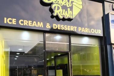 Dessert rush Shawlands glasgow