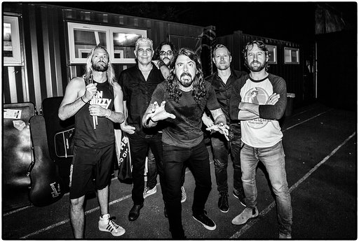 News: Foo Fighters coming to Glasgow
