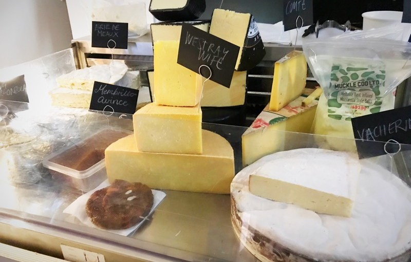 Starter Culture Pop Up Cheese Shop, Shawlands