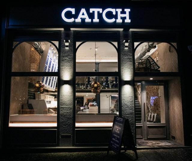 catch west end glasgow gibson street