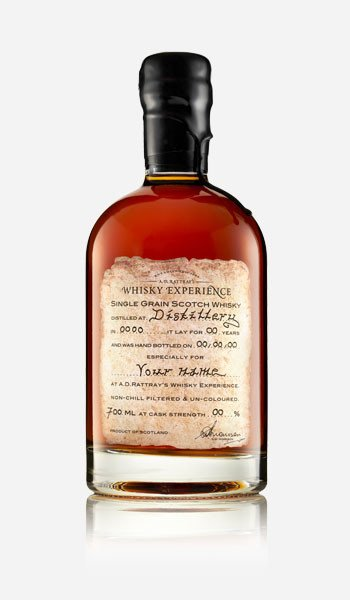 rattray personalised whisky