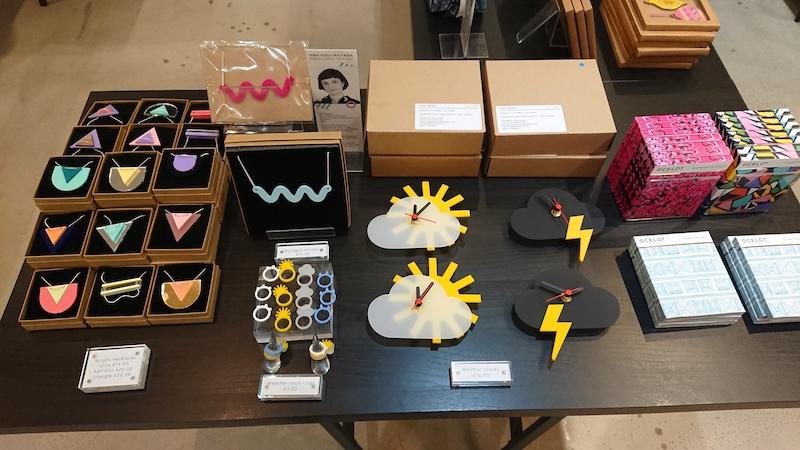 art school pop up shop princes square glasgow