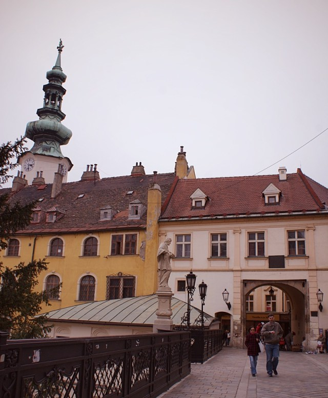 What to see in Bratislava
