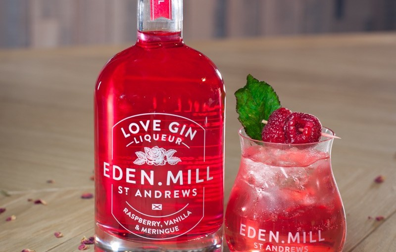 ❤️ Love Gin Liqueur from Eden Mill ❤️