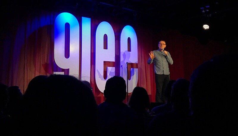 Glee comedy club Glasgow foodie Explorers