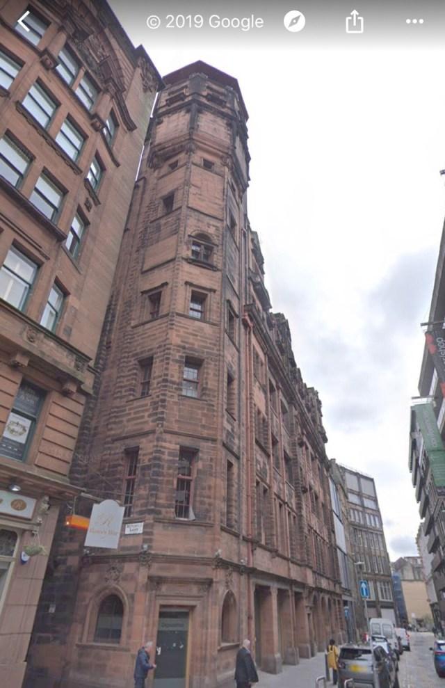 Sugo pasta restaurant Mitchell street paesano Glasgow