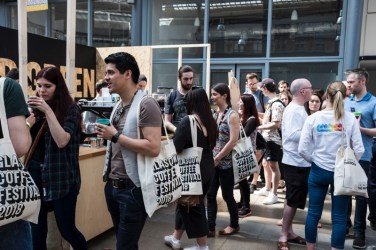 Glasgow coffee festival 2019