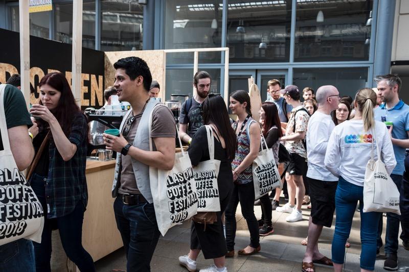 Glasgow coffee festival 2019