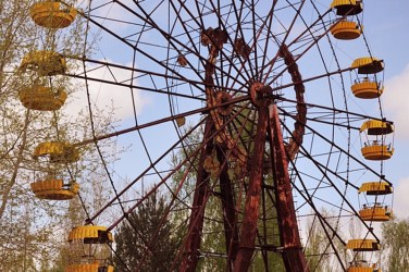 Chernobyl Pripyat