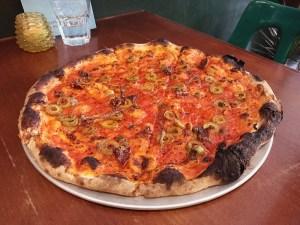 Food Errols Hot Pizza Victoria Road Glasgow Foodie
