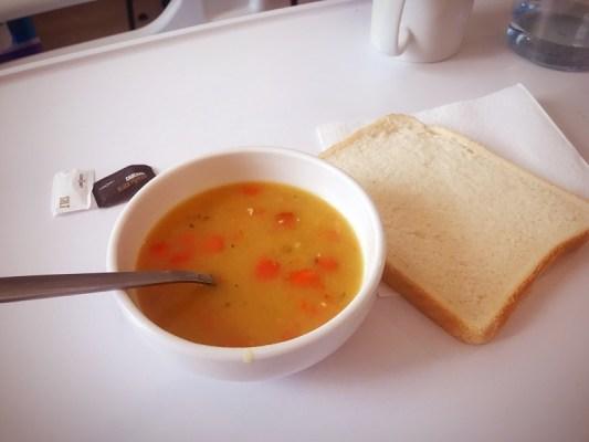 Soup southern general Queen Elizabeth Hospital glasgow