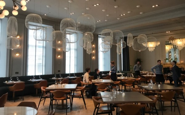 A look inside Bo & Birdy at The Blythswood Square Hotel, Glasgow