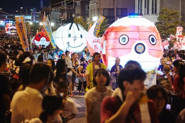 Summer festivals in Japan