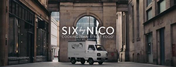 Six by Nico Belfast edinburgh Glasgow