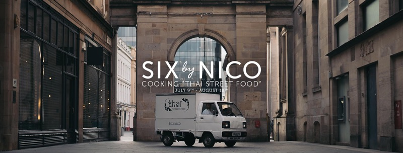 Six by Nico Belfast edinburgh Glasgow