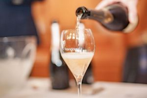 Franciacorta wine events scotland
