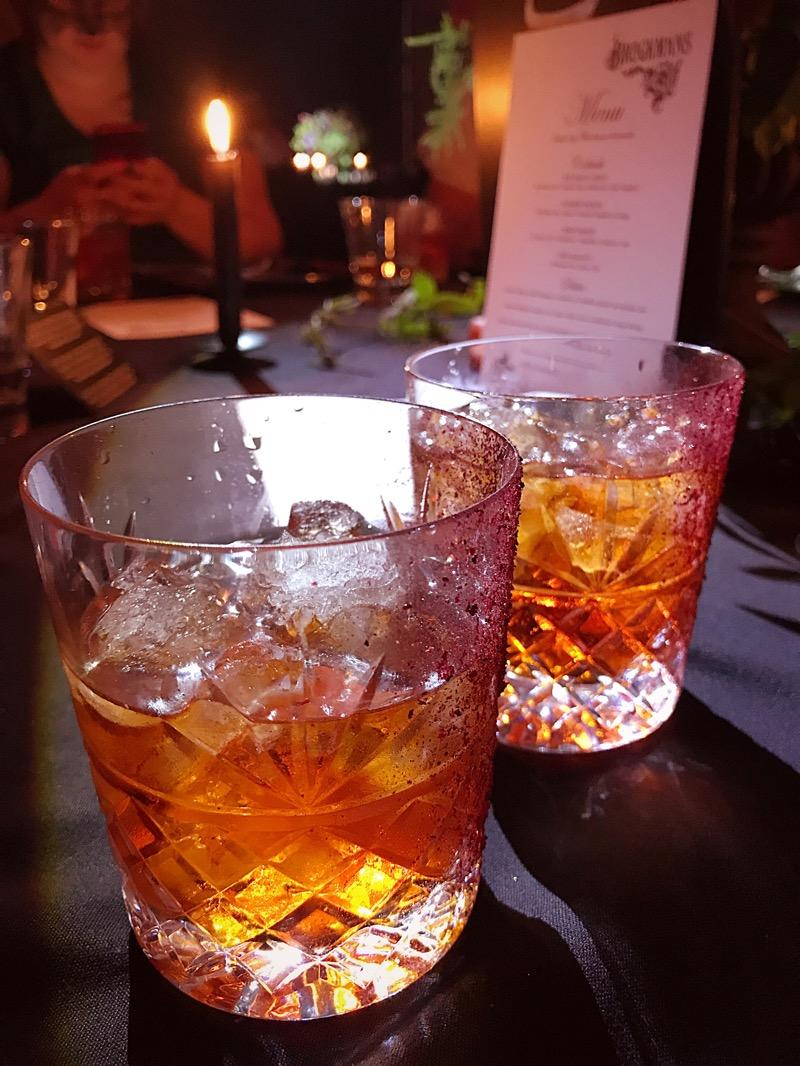 Brockmans gin #pressforgin event Glasgow