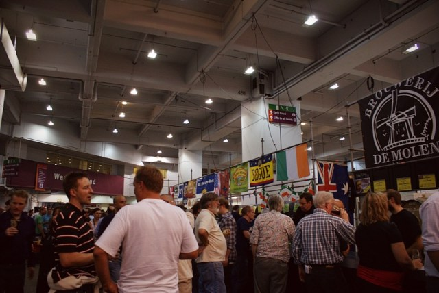 The Great British Beer Festival London