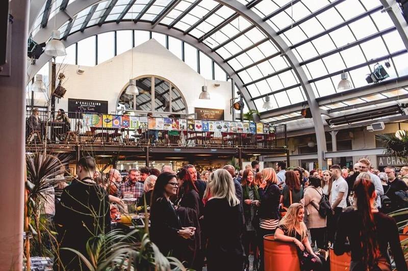 Barras beer bash Glasgow beer festival