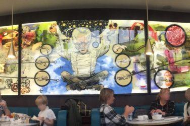 Heston the perfectionist cafe Heathrow