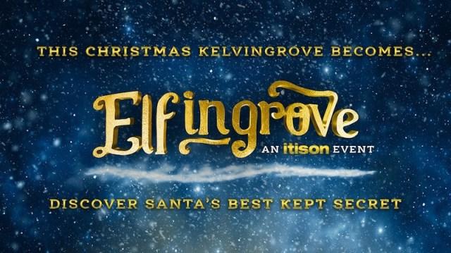 itison elfingrove glasgow christmas