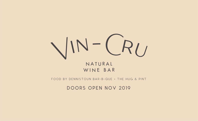 Vin cru Glasgow natural wine