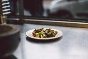 88 west end Glasgow food