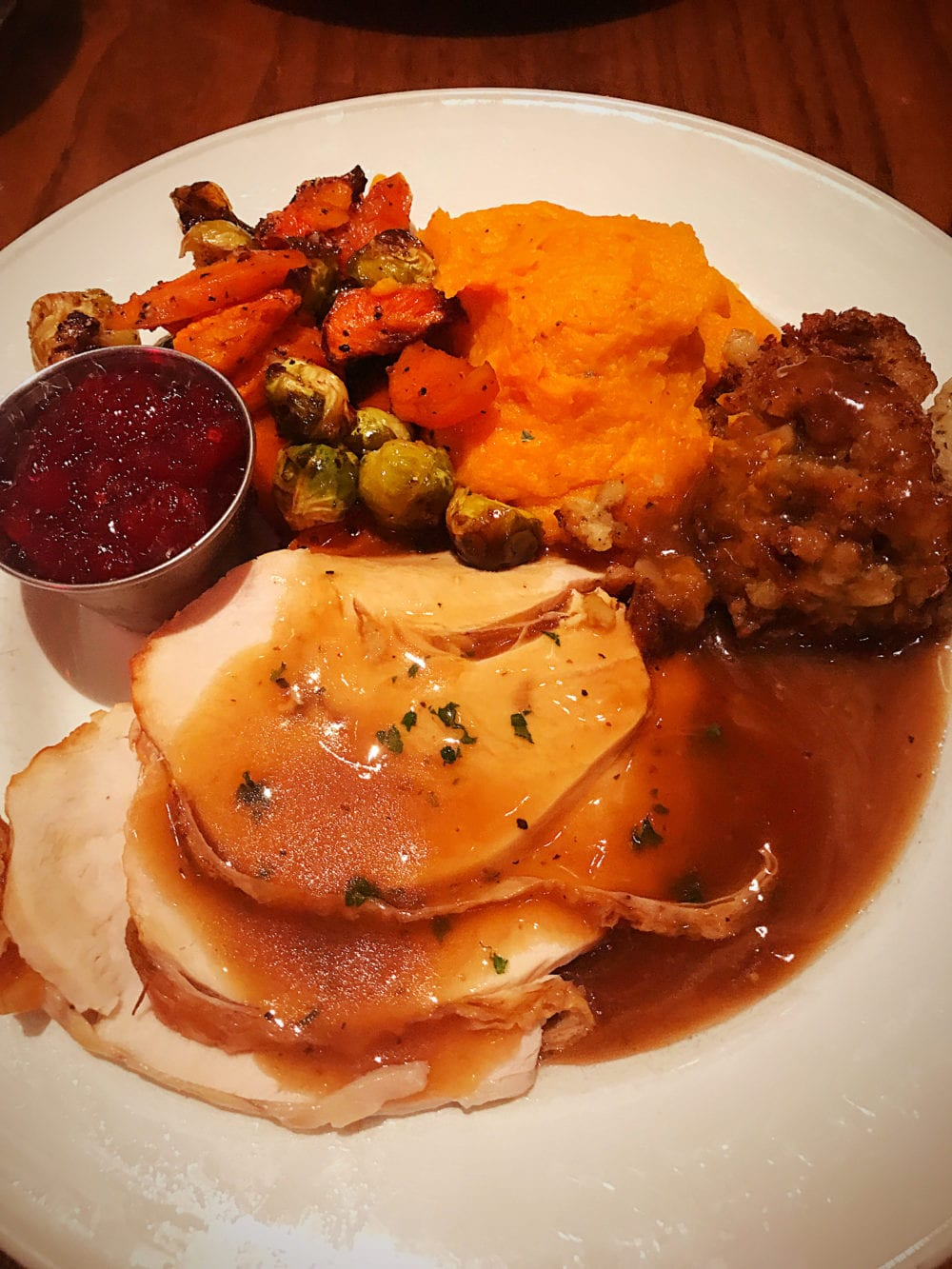 Hard Rock Cafe thanksgiving 2019