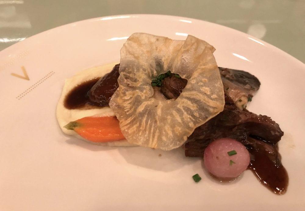 victor restaurant toronto food
