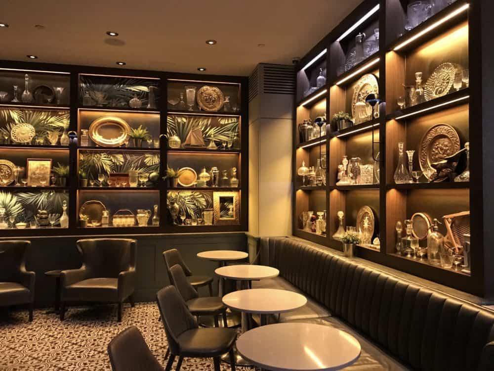 Le Germain Hotel Toronto Mercer bar