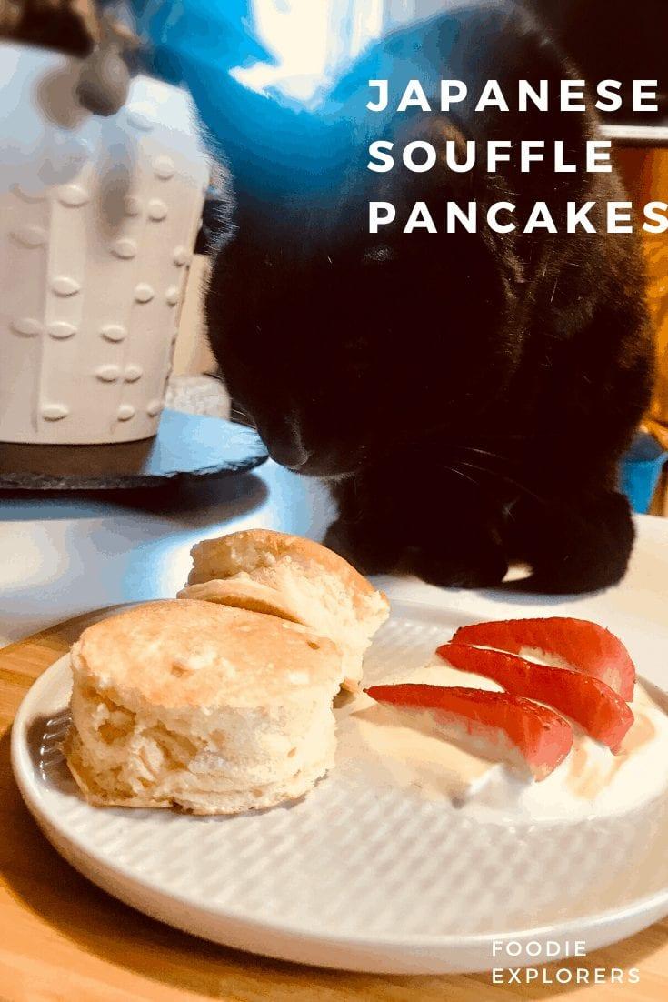 japanese souffle pancakes recipe
