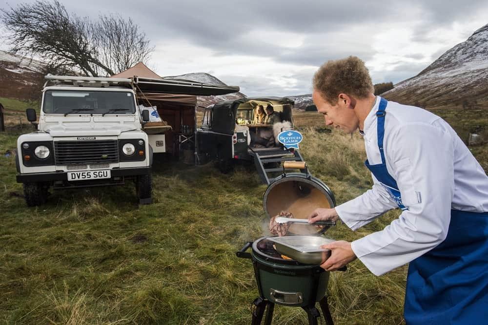 Scotch lamb quality meat scotland
