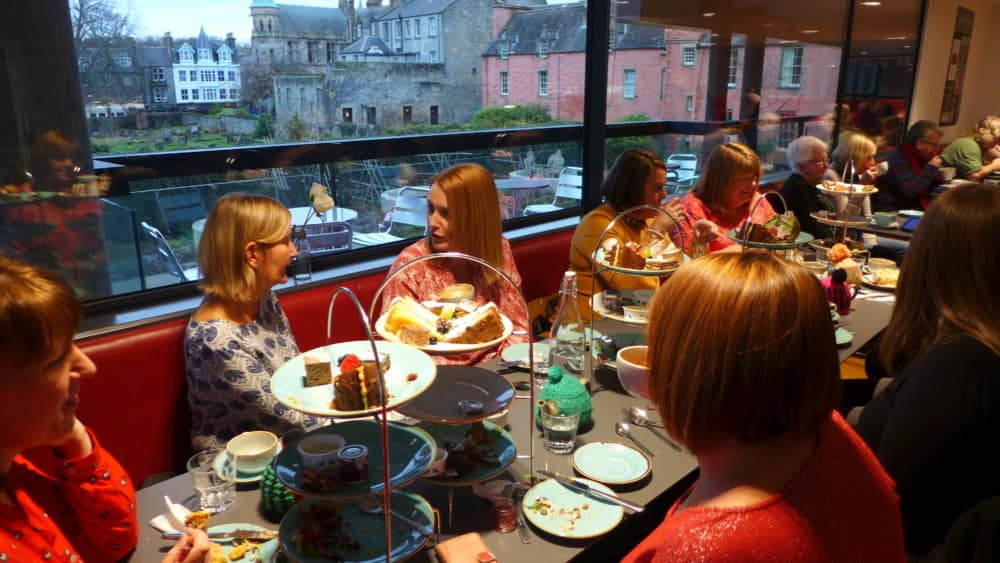 heaven scent dunfermline afternoon tea
