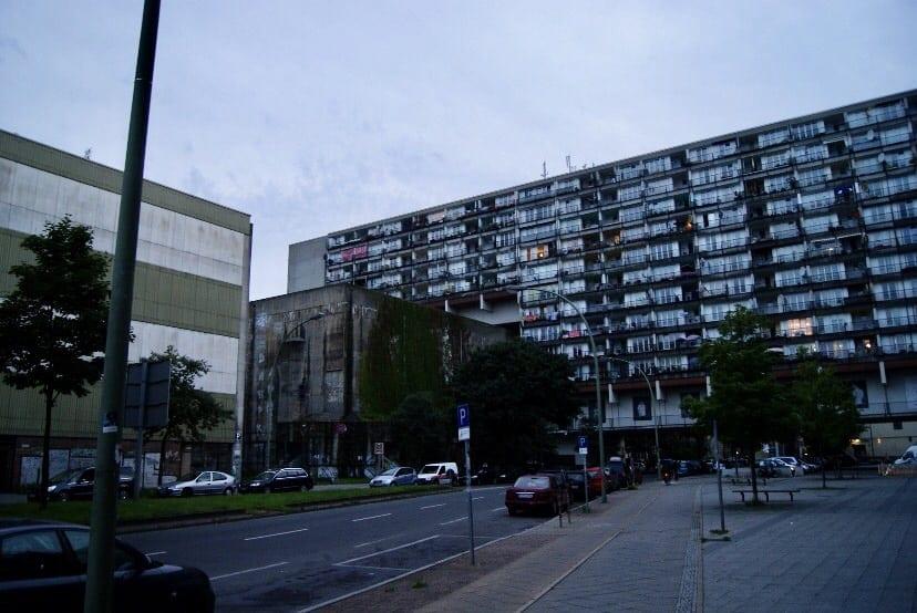 Bunker Pallasstrasse Berlin