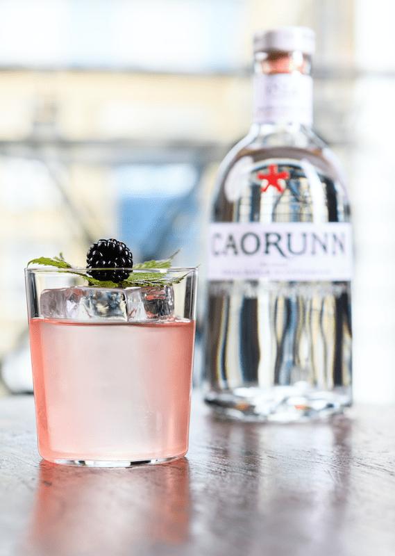 celtic remedy cocktail caorunn