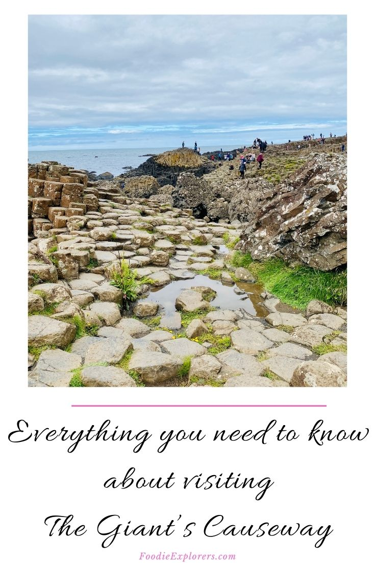 Everything you need to know about the giants causeway