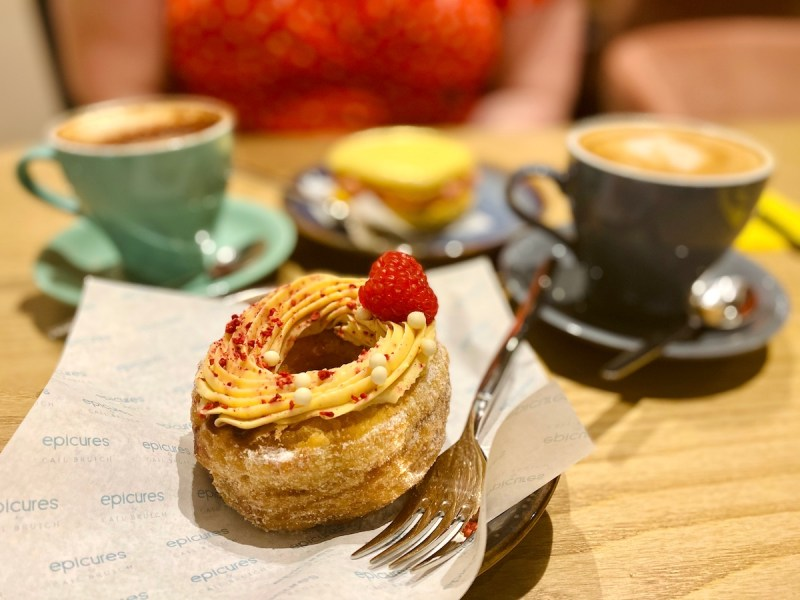 cronut epicures by cail bruich